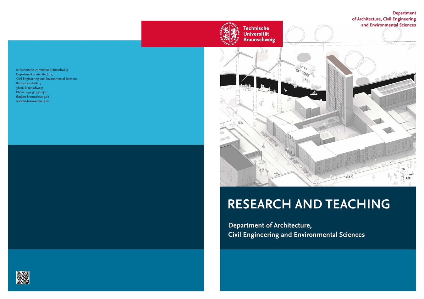 RESEARCH AND TEACHING