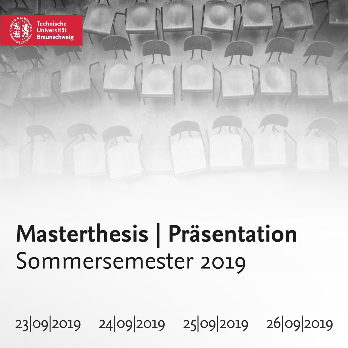 Masterthesis Präsentationen